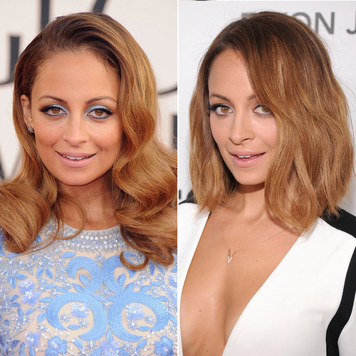 Pictures of New Celebrity Hair Changes