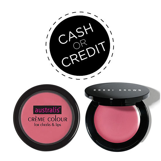 Cash or Credit: Crème Blush on Every Budget