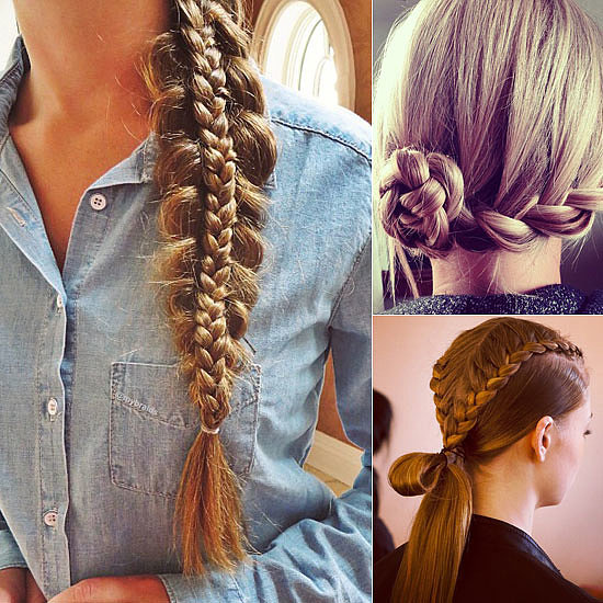 20 of the Prettiest Spring Braids on Instagram
