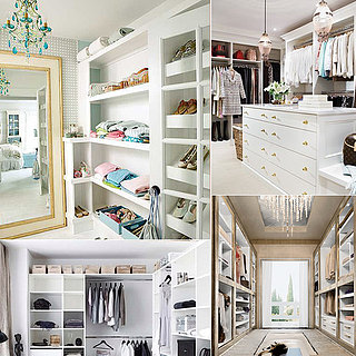 Walk in Wardrobe Inspiration