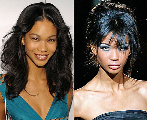 Pictures of Celebrities With Fringes