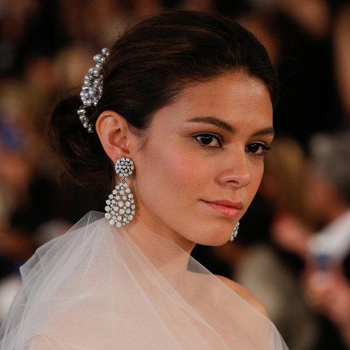 Beauty Looks at Oscar de la Renta Bridal Fashion Week