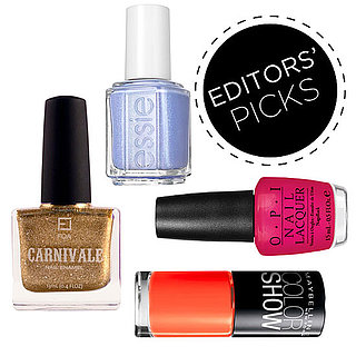 Best Summer Nail Polishes 2013