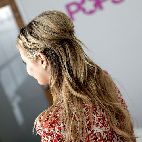 Celebrity Hair Inspiration & How To: Rachel Bilson's Braids