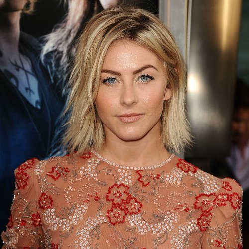 Celebrity Pictures With Asymmetrical Bob Hair