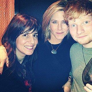 Celebrity Thanksgiving Instagram Pictures 2013