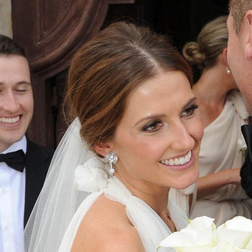 First Look: Kate Waterhouse's Bridal Beauty Look