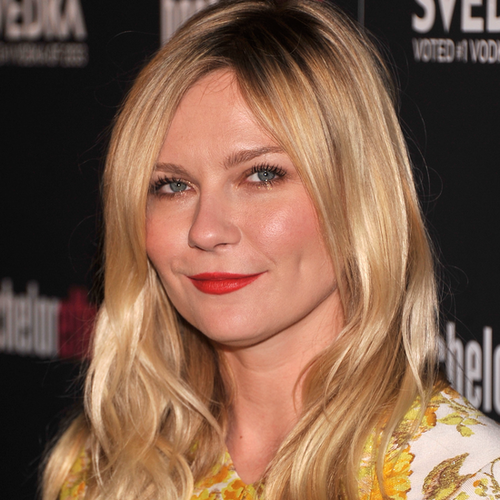 Kirsten Dunst Reveals Her Trick For Pulling Off the Perfect red Lip