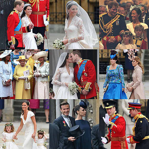 Picture Gallery From Prince William and Kate Middleton's Royal Wedding