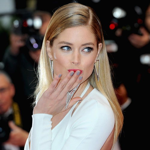 Pictures of Celebrity Manicures at Cannes Film Festival