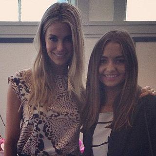 POPSUGAR Celeb, Fashion, Beauty Instagram: Jennifer Hawkins