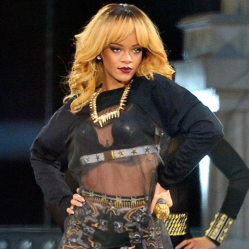 Rihanna's New US Mac Cosmetics Summer Collection