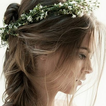 Spring Flowers and Tips For Bridal Floral Crown
