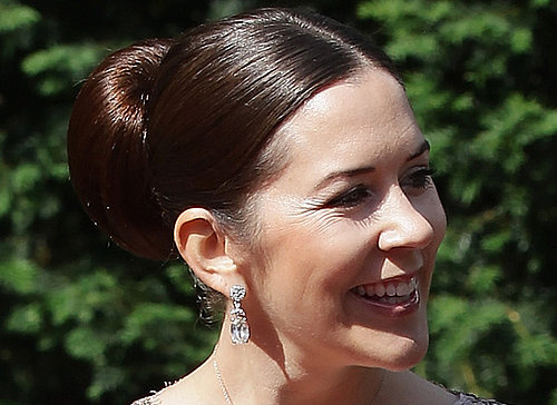 Struggling For Wedding Hair Ideas? Steal Princess Mary's Style