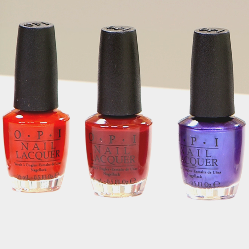 Video Review of OPI James Bond Collection Skyfall